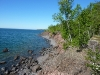 wooded lot near two harbors