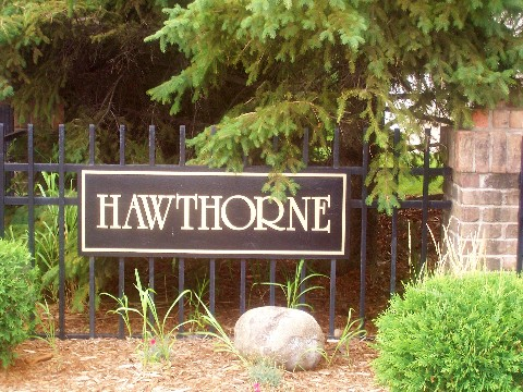 hawthorne association entrance eden prairie