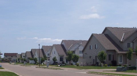 two story townhomes in shakopee