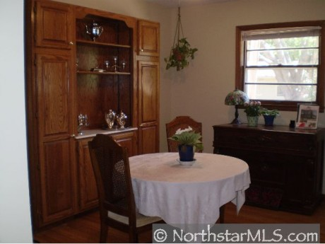 Northstar Regional Minneapolis MLS photo of dining room