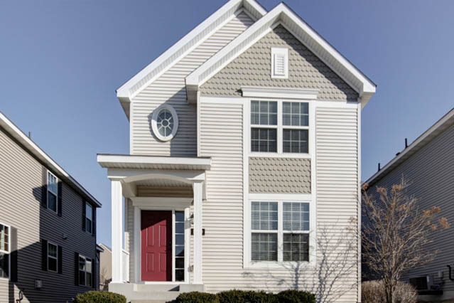 Hennepin village detached townhome in eden prairie twin for Detached townhomes